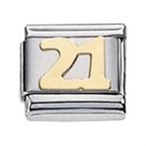 Afbeelding van Zoppini - 9mm - cijfer 21