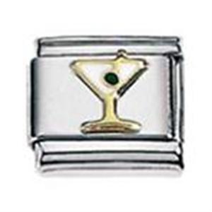 Afbeelding van Zoppini - 9mm - diversen martini glas