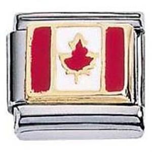 Afbeelding van Zoppini - 9mm - vlaggen Canada