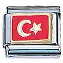 Afbeelding van Zoppini - 9mm - vlaggen Turkije