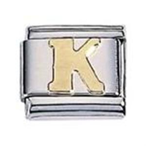 Afbeelding van Zoppini - 9mm - letter K