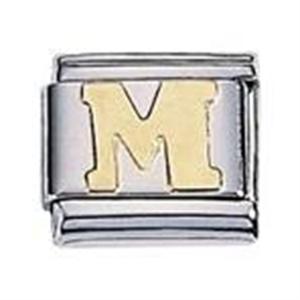 Afbeelding van Zoppini - 9mm - letter M