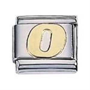 Afbeelding van Zoppini - 9mm - letter O