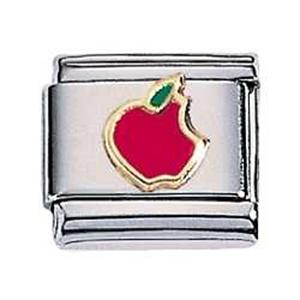 Afbeelding van Zoppini - 9mm - diversen appel rood