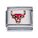 Afbeelding van Zoppini - 9mm - dieren Red bull