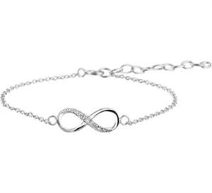 Afbeelding van Armband infinity18cm (15,5 ) - 1.0mm